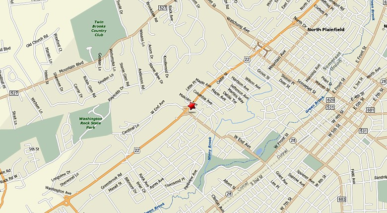 North plainfield directions - Garden state parkway gas stations ...